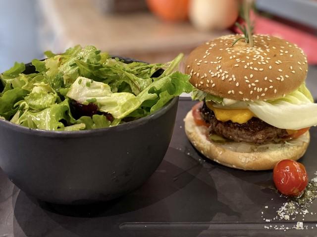 Brasserie Les Terrasses Burger du Chef